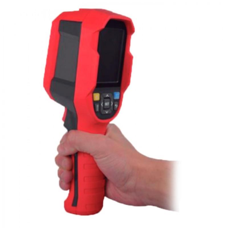 Càmera termogràfica portàtil per a la detecció de temperatura corporal