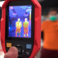 Càmeres per al control de temperatura corporal