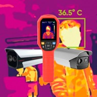 Càmeres termogràfiques per control de temperatures